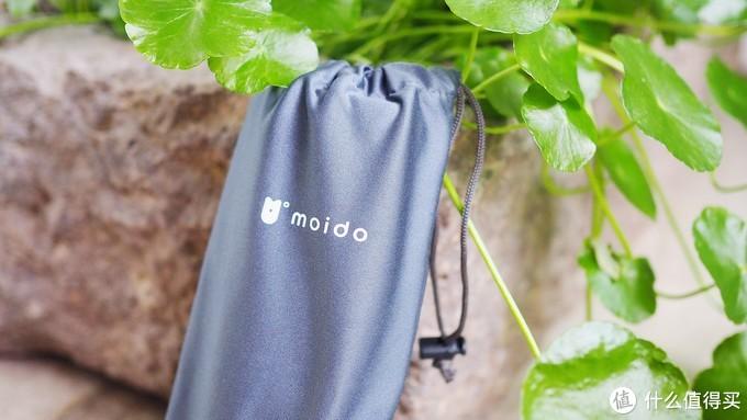 素雅便携,精巧强悍—Moido家用便携式电动冲牙器开箱详评