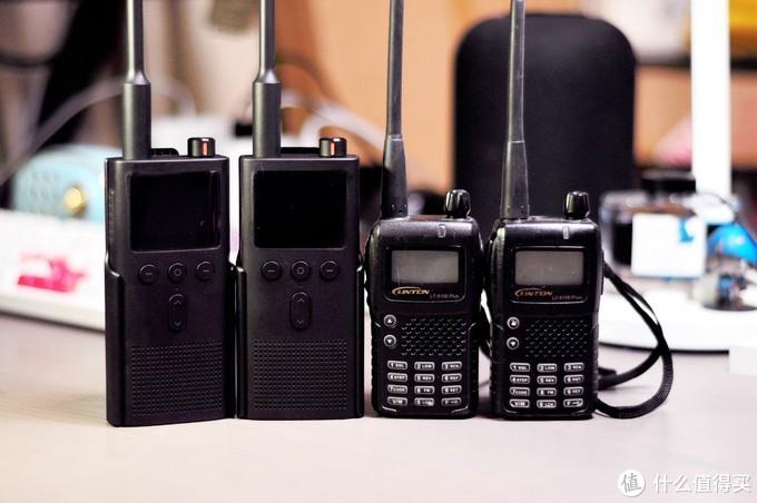 米家对讲机2VS灵通6100plus,初级HAM的用机体验。