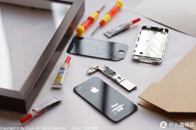 手机装裱:大概是对于闲置手机最好的礼遇