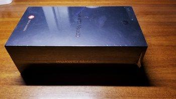 华为Mate 20 手机开箱晒物(包装|后盖|摄像头|屏幕)