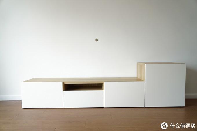 宜家客厅——利胡特LIDHULT沙发+贝达BESTA电视柜