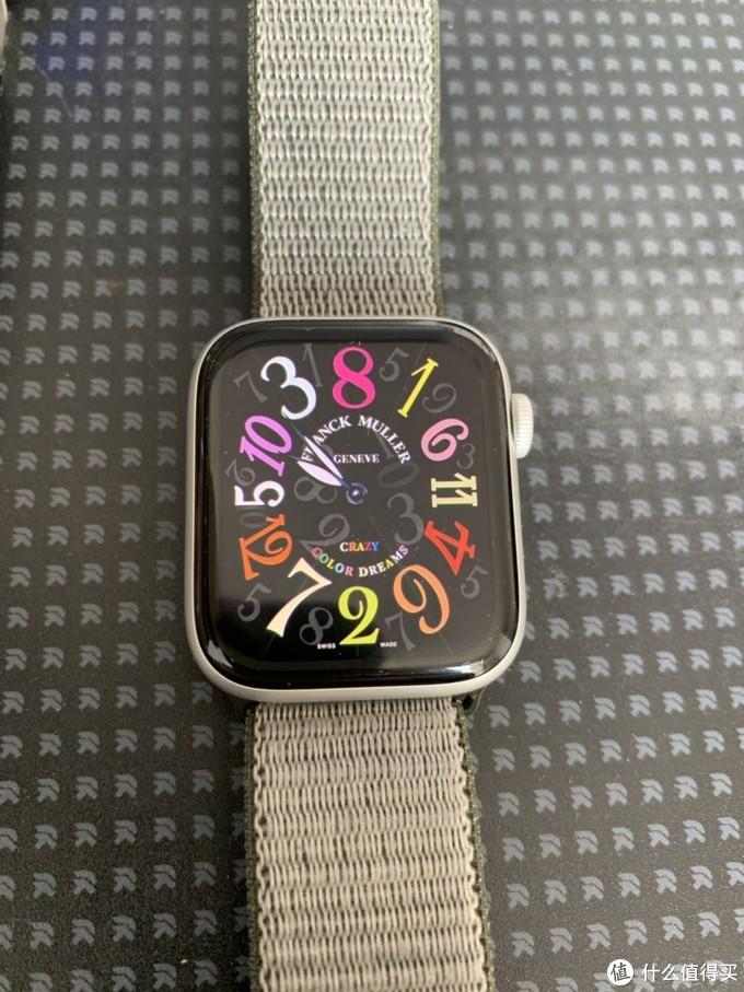 虽然我是个死肥宅,但是我真的喜欢apple watch series4!