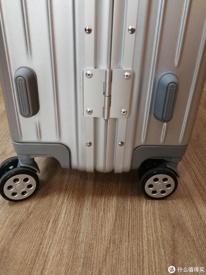 淘宝心选拉杆箱铝框行李箱--记第一次网购旅行箱(最后退了)