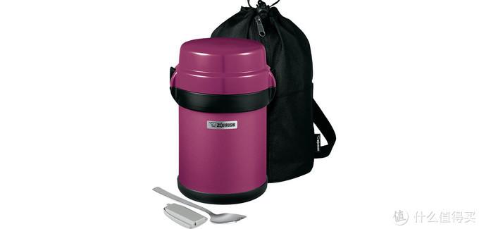 每日厨房快讯|Zojirushi 象印推出新款Mr. Bento系列午餐保温桶