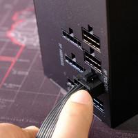 酷冷至尊 额定650W V650游戏电源使用简评(噪音|功率|设计|走线)