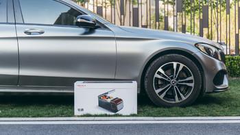 英得尔铂爵车载冰箱使用总结(安装|体积|支撑杆|电池|制冷)