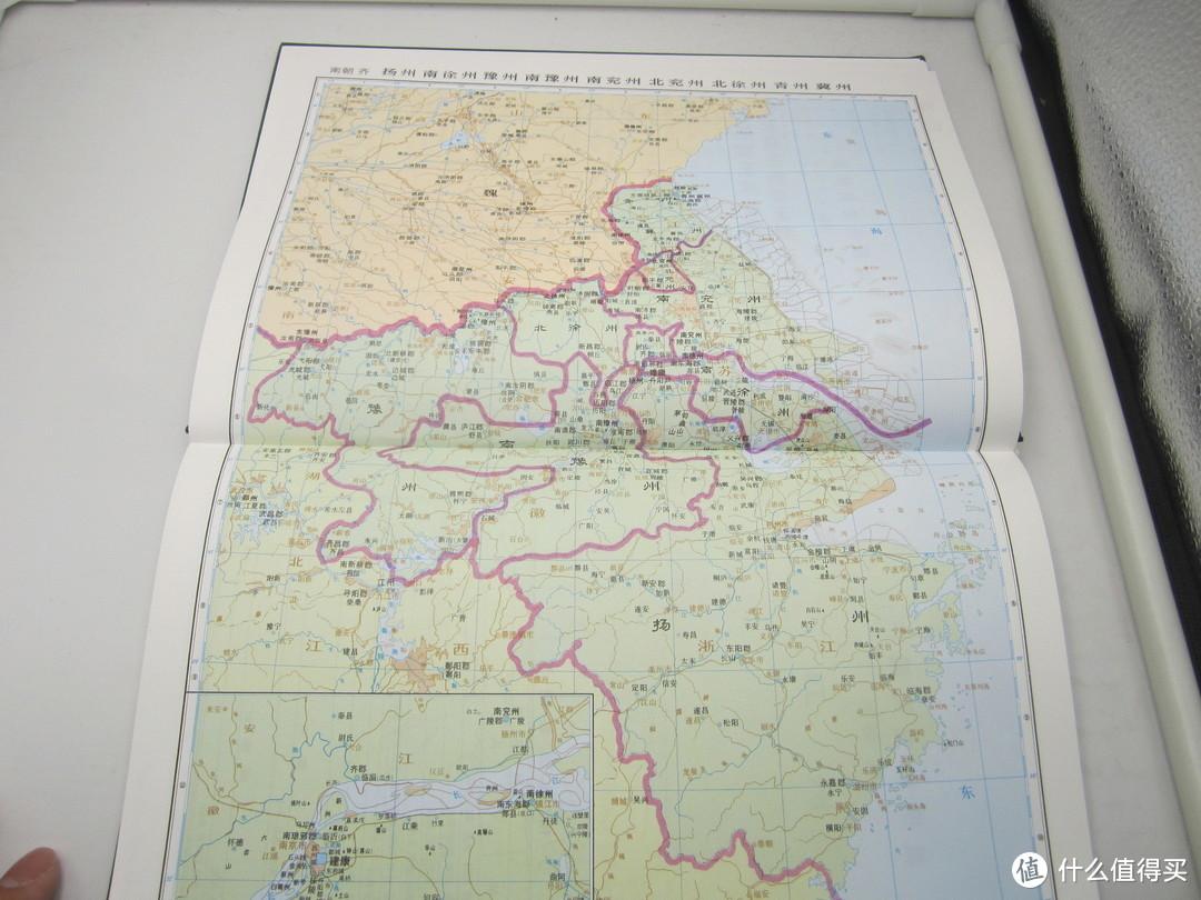 了解东晋和南朝的侨州