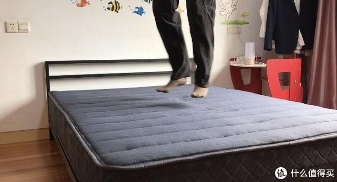 搭个大积木换来春眠不觉晓-际诺思铁艺床+床垫入手体验