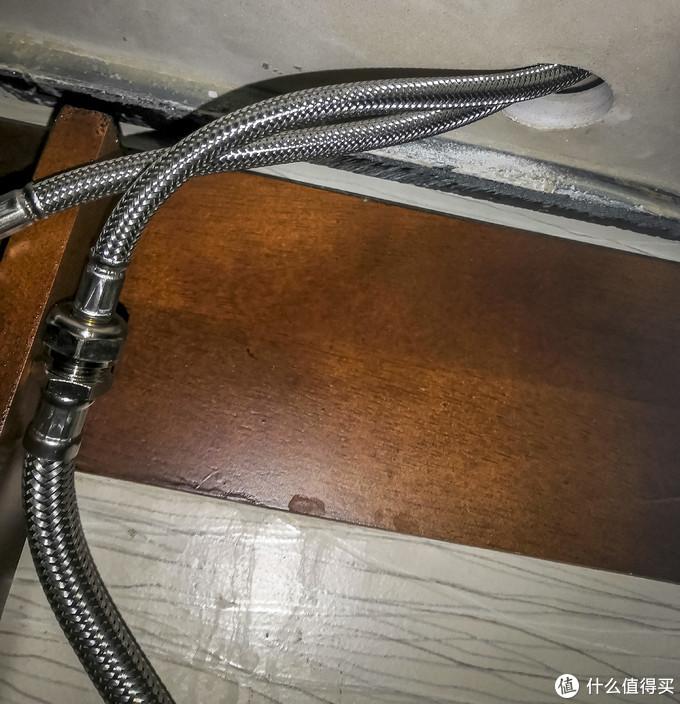 一波三折--高仪水龙头+潜水艇下水器安装小记