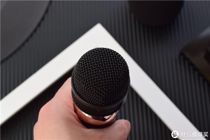 动态降噪,唱吧巴赫麦克风实际体验如何?