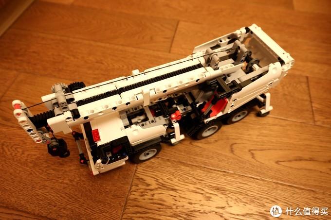 没有耐心的奶爸噩梦,米兔积木工程吊车拼装的泪奔体验