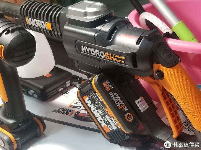 回家的诱惑之【上】洗车机、电钻、威克士电动工具三连开!