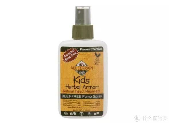 All Terrain Kids Herbal Armor Natural Insect Repellent