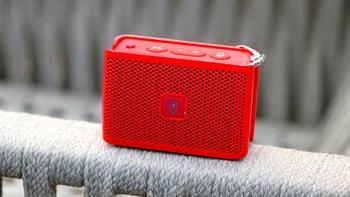 DOSS Handheld Listening蓝牙小音箱包装介绍(包装|颜色|结构|按键)