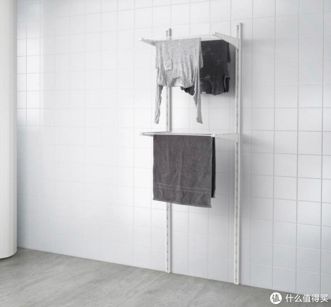没有阳台,晾衣服问题该怎么解决?