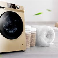 海尔EG10014HBD959GU1洗烘一体机购买理由(操作 空间 功能)
