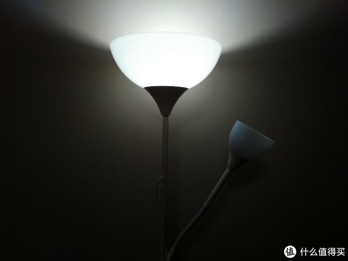 性价比爆表的宜家灯具----落地灯NOT诺特使用体验