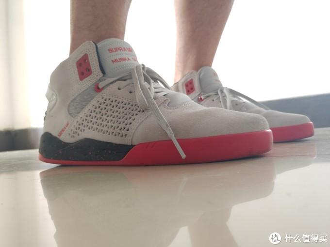 板鞋不止Vans和匡威,酷似Jordan的Supra Skytop iii