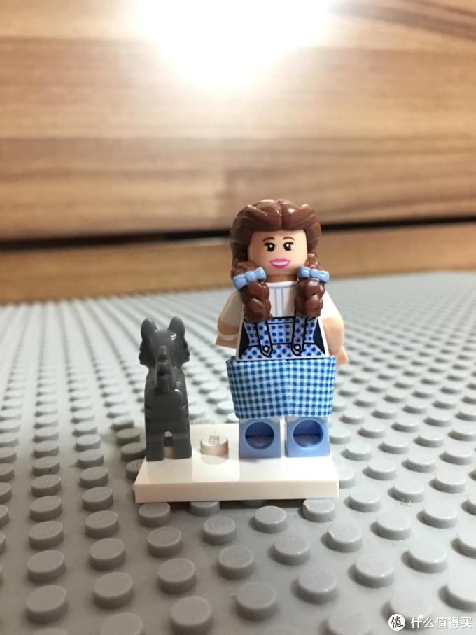 LEGO 71023乐高大电影抽抽乐第二季开箱晒物