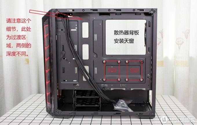 拒绝闷罐——酷冷至尊MB520 TG 机箱测评