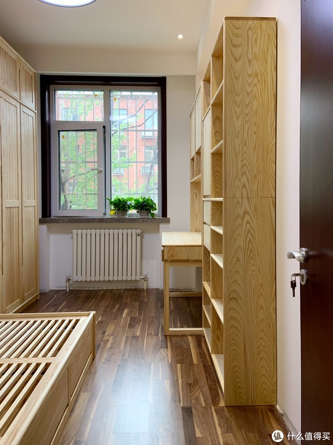 三米挑高大四居非一般订制:榻榻米书房,超常规上下床,还有个隐藏……