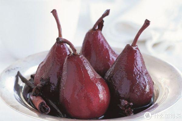 西餐入门1074:法餐的灵魂食材,(红酒)水晶梨