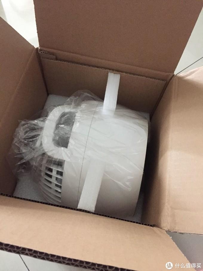包装设计得很合理。