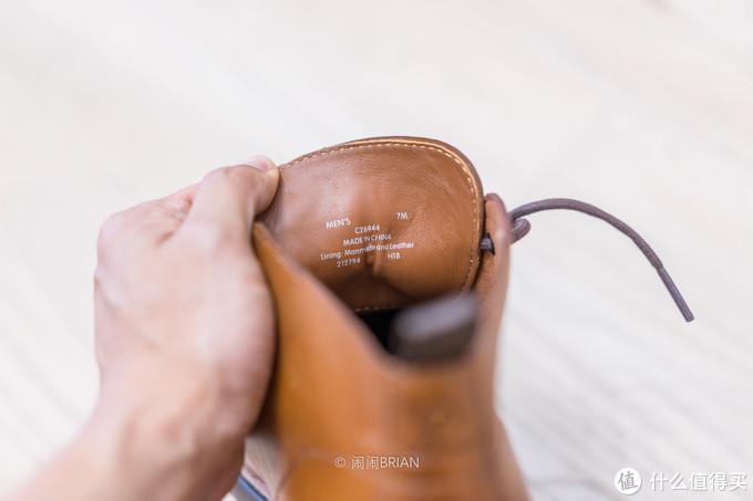 ColeHaan 可汗 ZERØGRAND Chukka 男士皮鞋上脚体验