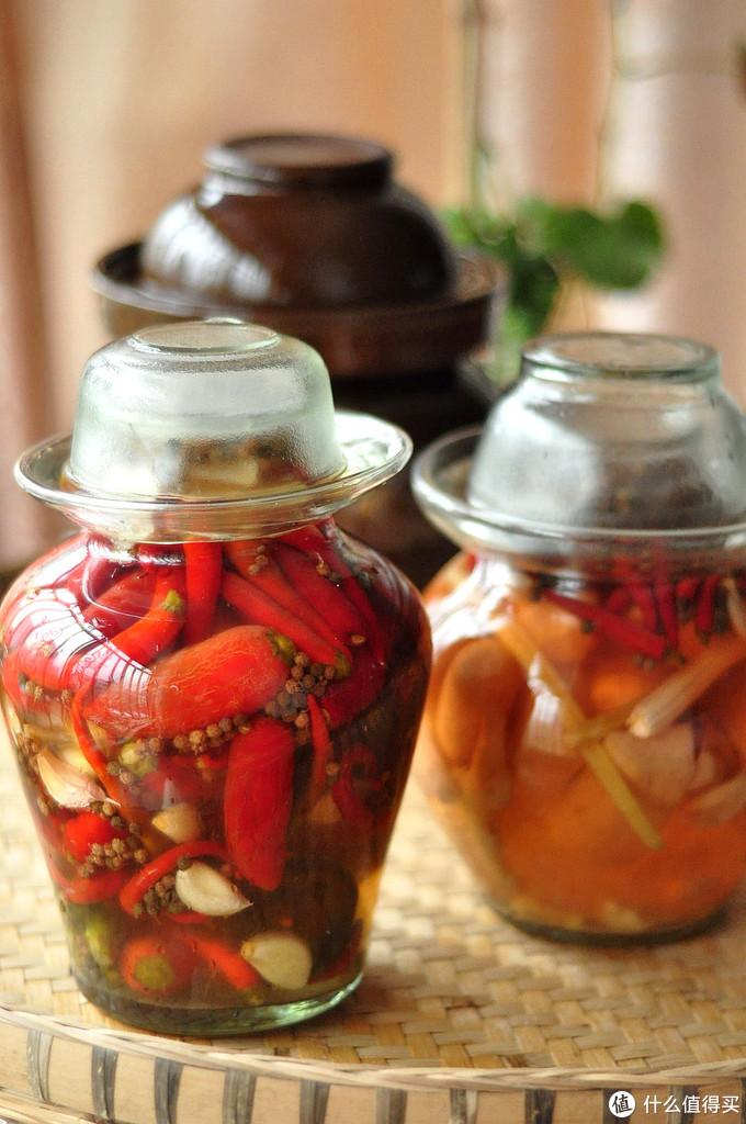 夏季开胃离不开的:泡菜&泡海椒