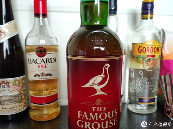 "一瓶""很好""的威士忌 - 威雀18年 苏格兰调和威士忌(The Famous Grouse 18 Year)"