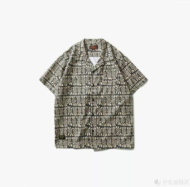 值得买|吴亦凡穿的这件衬衫,领型到位了,胖不胖无所谓
