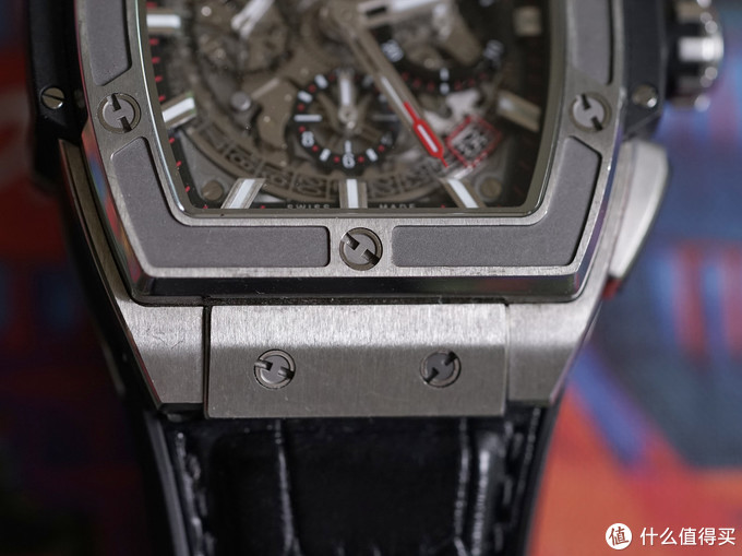 这不是理查德米勒——HUBLOT SPIRIT OF BIG BANG