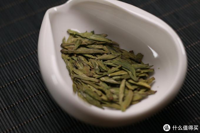 【贡牌明前精品级干茶】