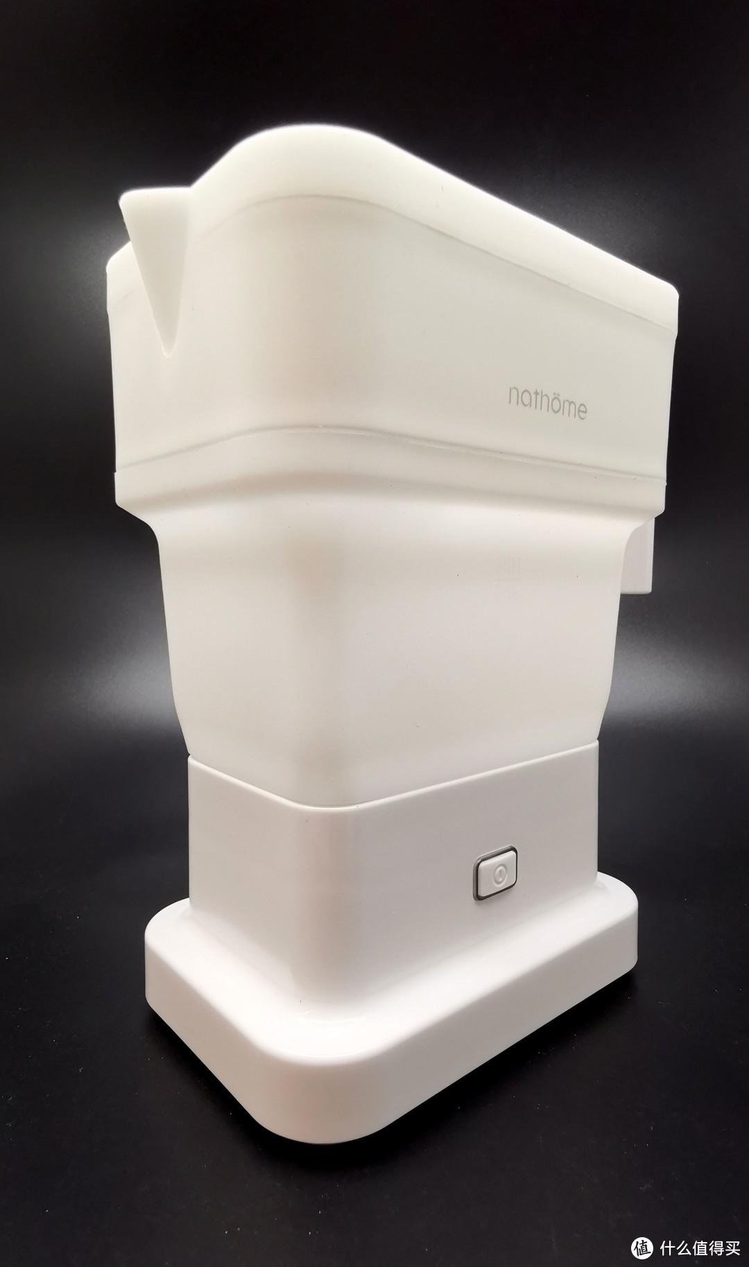 热水三千,只取一瓢 --- 北欧欧慕折叠旅行电热水壶