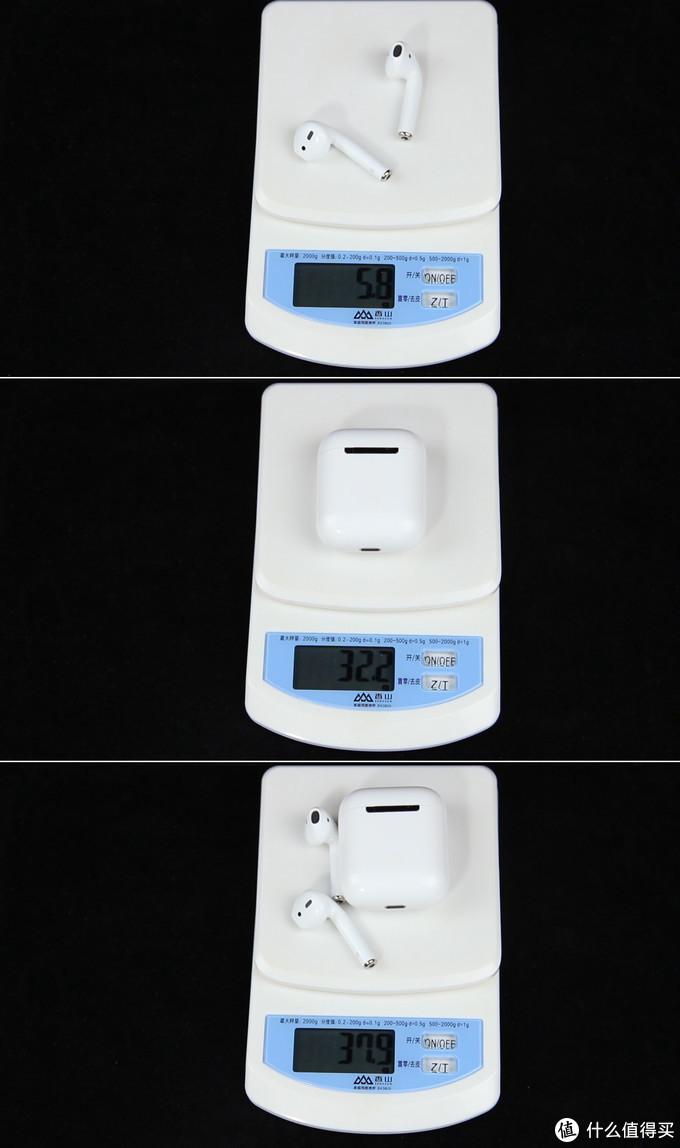 华强北AirPods重量