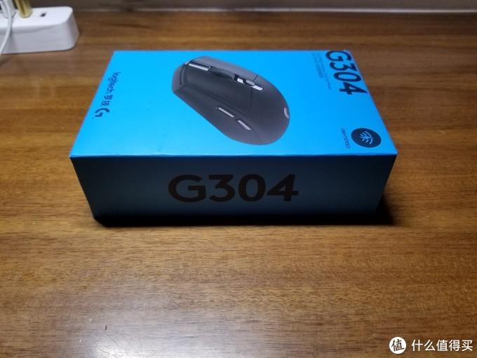 罗技G304无线鼠标开箱晒物