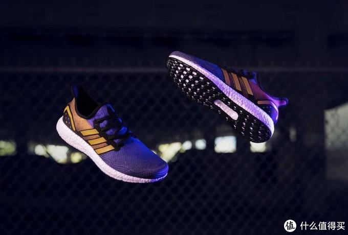 漫威粉丝俱乐部:adidas AM4推出灭霸&惊奇队长新款跑鞋