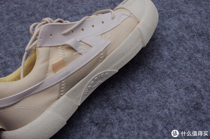 国货之光——回力 回雁系列 无效电阻帆布鞋