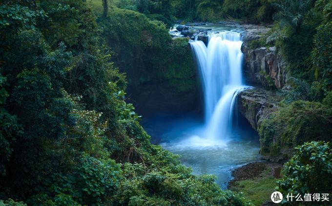 巴厘岛某瀑布