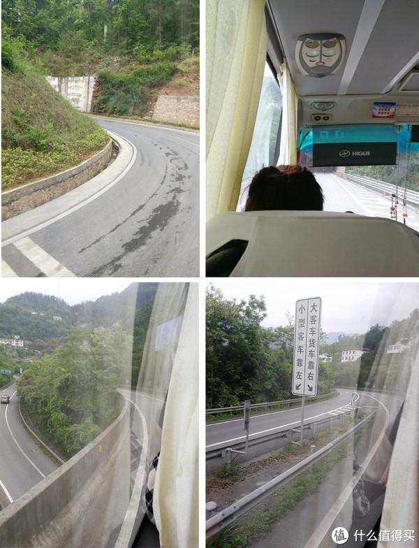 这里的山路十八弯=-=+这条路上很多隧道群,长的段的,太多太多~~