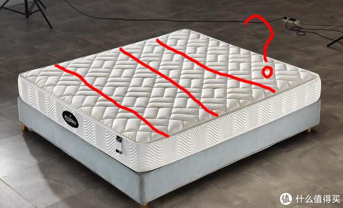 揭秘七分区床垫:矮的人根本不配睡它!