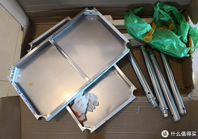 洗碗机座驾升级 — 100元定制 不锈钢置物架,既平稳又好看
