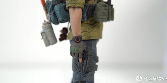 小姐姐带你看《全境封锁2》狙击手布莱恩手办