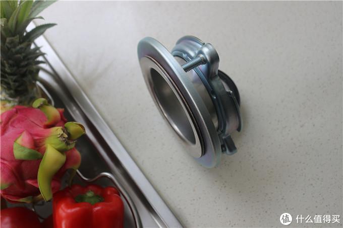 告别厨房食物垃圾的烦恼,提升生活品质一唯斯特姆食物垃圾处理器评测
