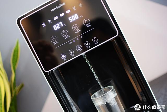 搬新家再入利器:可以秒出开水的森晨净水直饮机体验