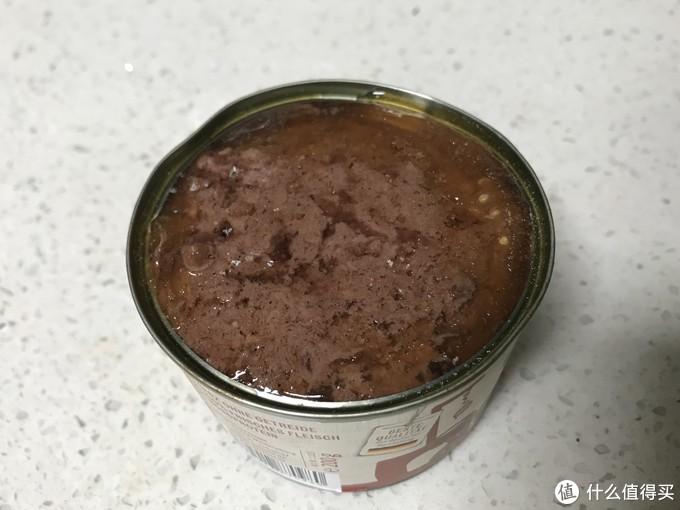胶质不多,是肝脏味,夹杂着一股奇特的味道,应该是袋鼠肉比较陌生的气味