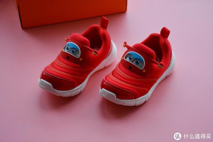 小寻超级飞侠机能鞋:把乐迪小爱米莉酷雷穿在脚上才过瘾,轻盈透气129元