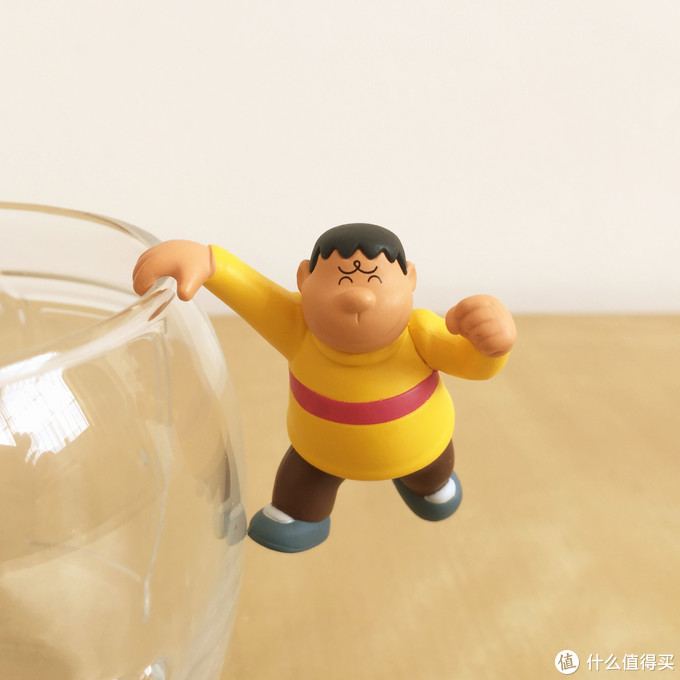 玩具测评丨PUTITTO奇谈俱乐部哆啦a梦杯沿玩偶(第二弹)