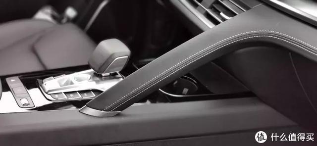 静态体验宋Pro:后排舒服的比亚迪SUV