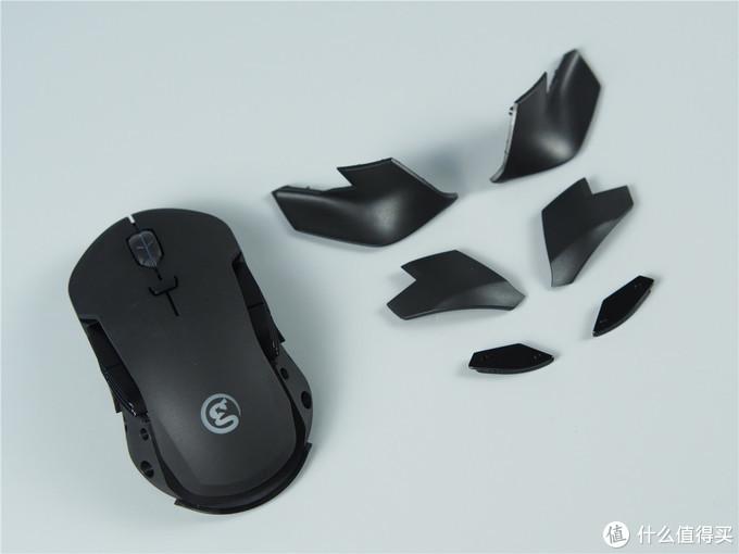 「超逸酷玩」GameSir GK300键盘和GM300鼠标使用体验